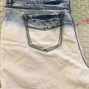 b4db697d435 Hydraulic Shorts - Hydraulic plus size women s size 22 jean shorts